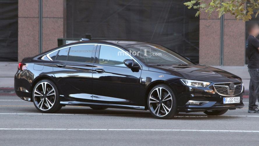 Next generation Buick Regal breaks cover as Opel Insignia