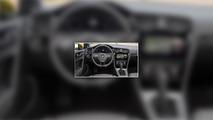Golf Mk7 Facelift Leaked