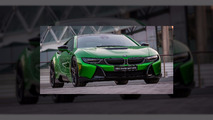 BMW i8 - Abu Dhabi Motors customs