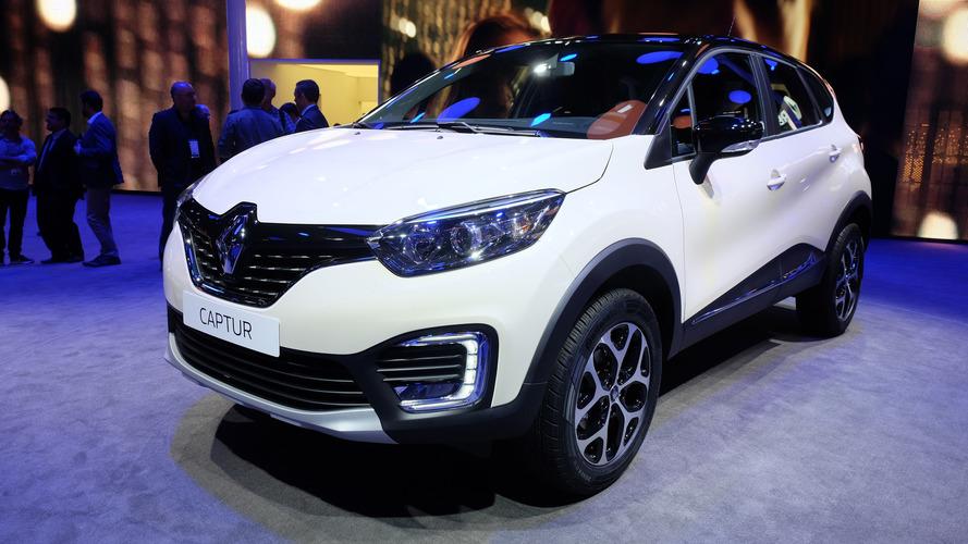 Salão do Automóvel: Renault Captur com tempero brasileiro é um Duster modernizado