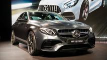 2018 Mercedes-AMG E63 S: LA 2016
