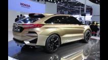 Flagra: novo Honda UR-V aparece sem camuflagem antes da estreia