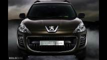 Peugeot 4007 Holland & Holland Concept