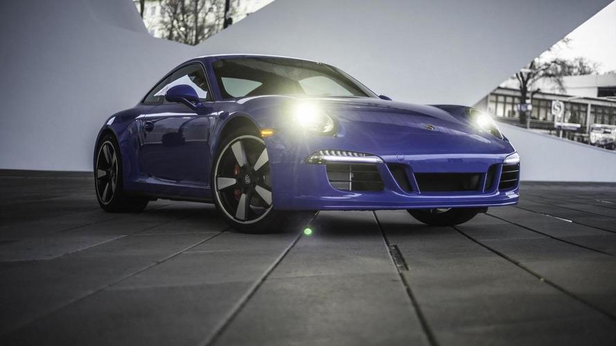 Porsche 911 GTS Club Coupe unveiled, celebrates the Porsche Club of America
