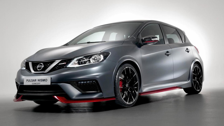 Nissan Pulsar Nismo concept is bringing sports DNA to the C-segment