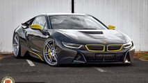 BMW i8 by Manhart Racing