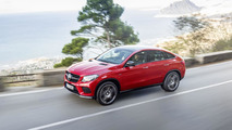 Mercedes GLE Coupe