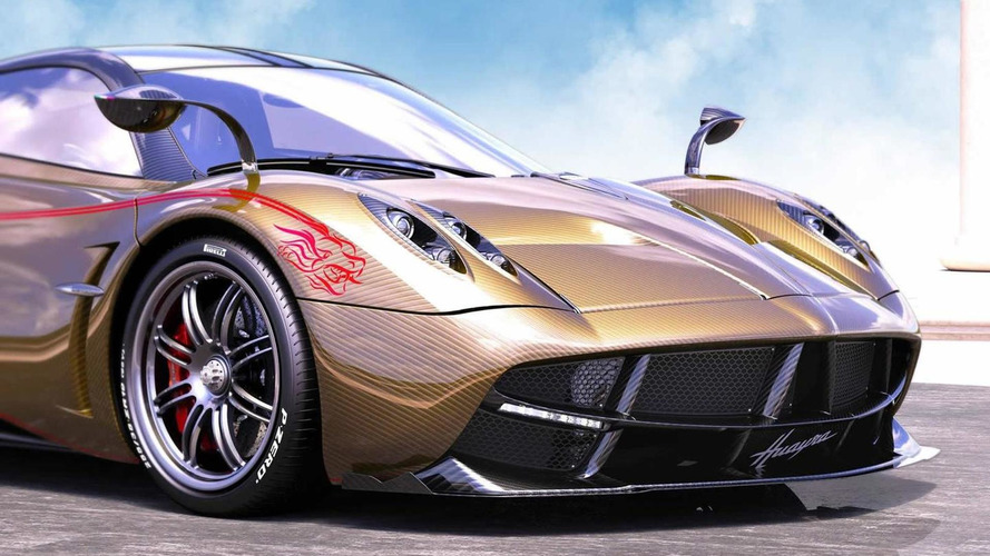 Pagani Huayra Dinastia special edition announced for China