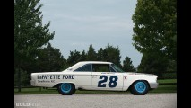 Ford Galaxie Holman & Moody NASCAR Race Car