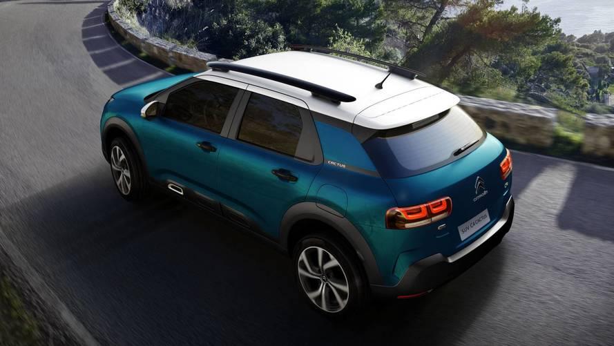 Citroën revela primeiras imagens do novo C4 Cactus nacional