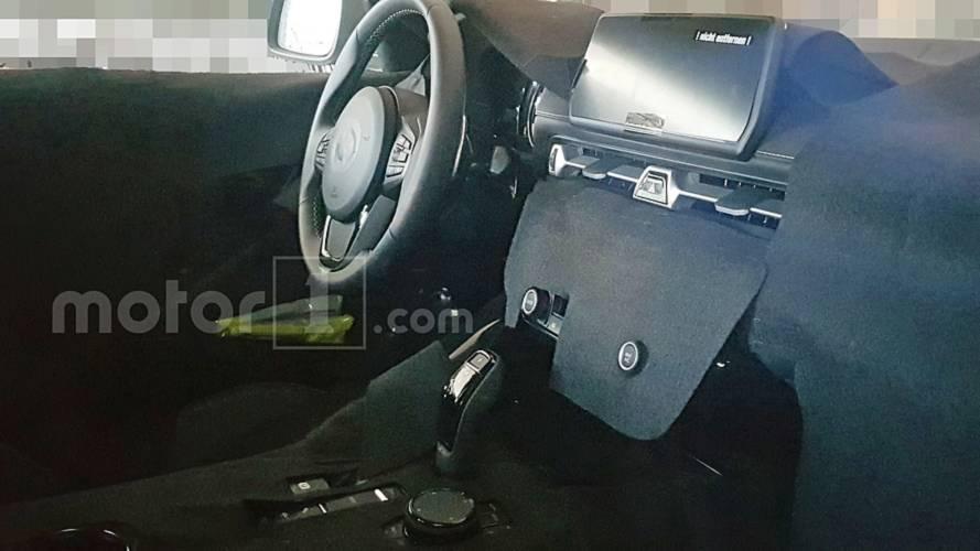 Toyota Supra Interior Spy Shots Show Close Quarters