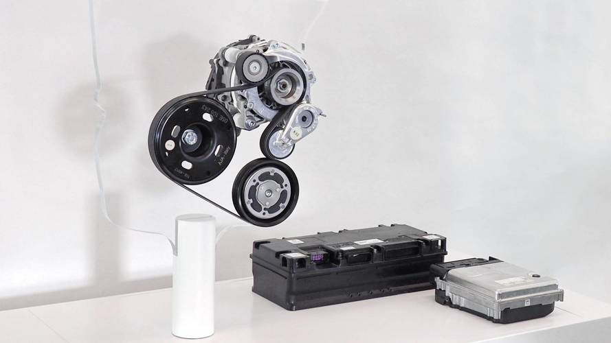 A nyolcas Golffal kezdi meg a VW a modellpaletta felvillanyozását