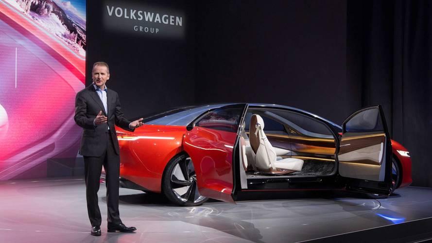 Herbert Diess, Volkswagen