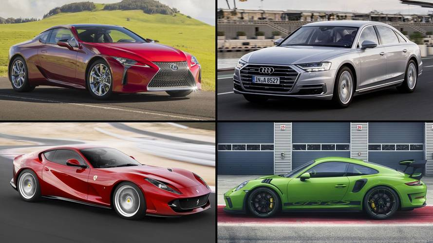 All The Cars You Can Buy With Four-Wheel Steering