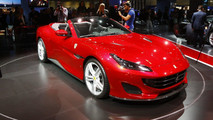 Ferrari Portofino live in Frankfurt