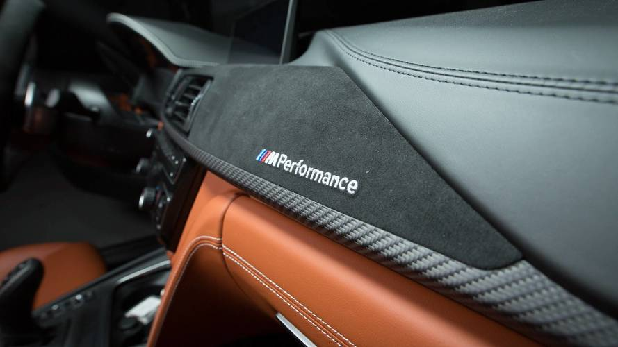 2018 BMW 440i Gran Coupe M Performance Parts