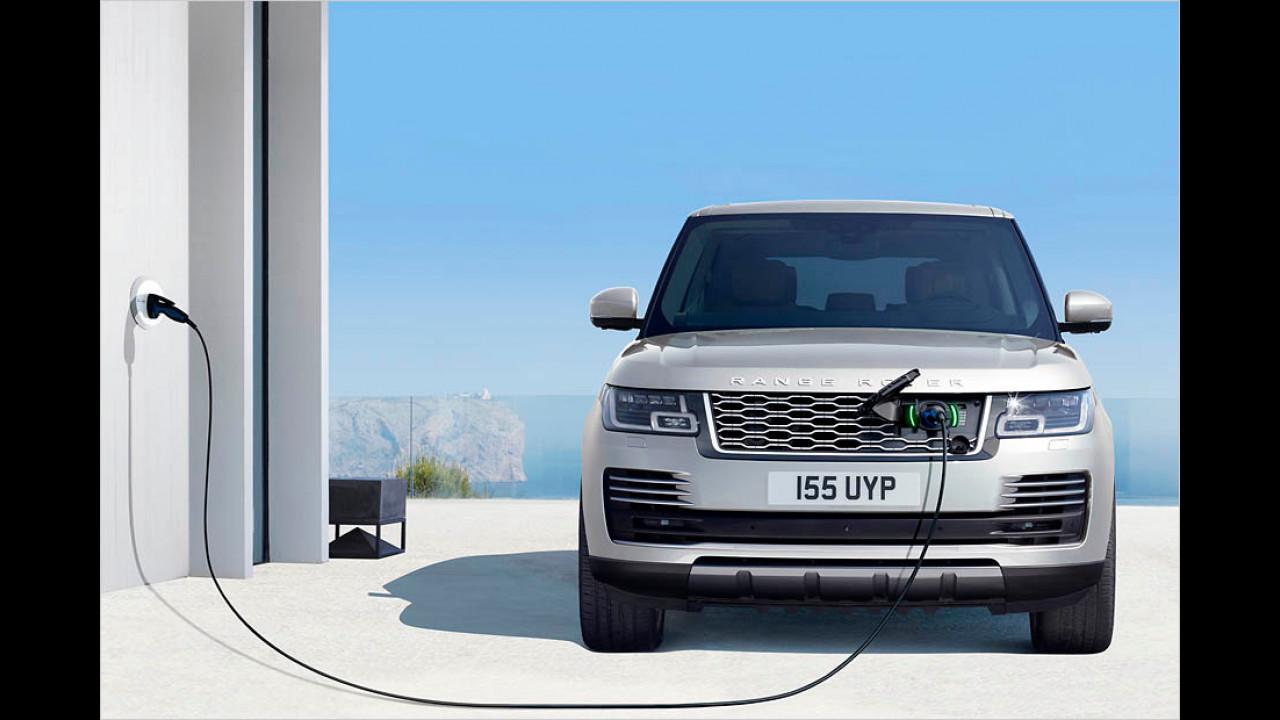 Land Rover Range Rover Facelift