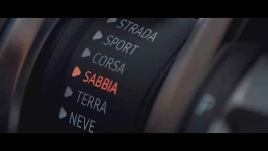 Lamborghini Urus Interior Revealed In Spy Shots