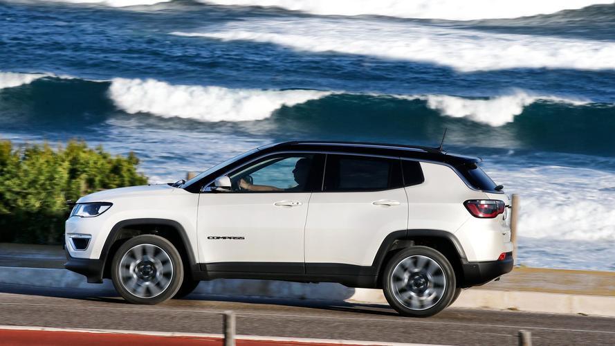 2017 Jeep Compass İlk Sürüş İncelemesi