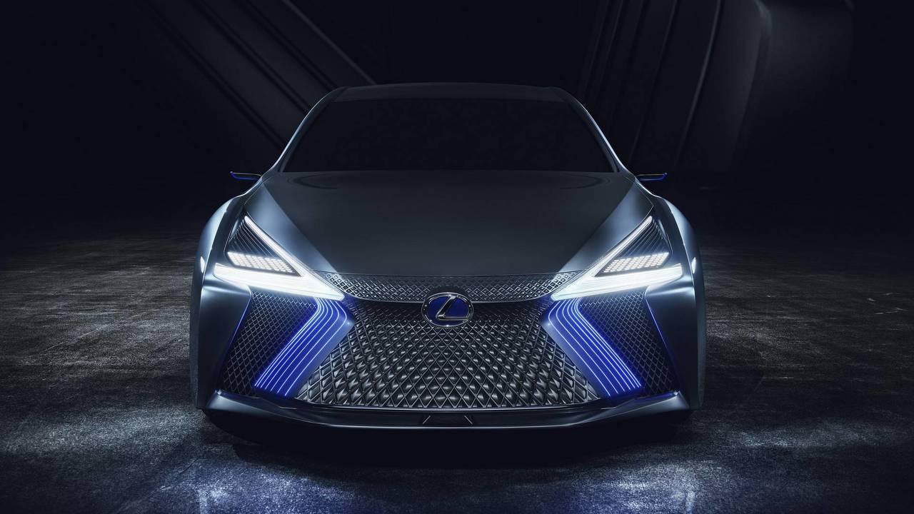 2017 Lexus LS+ konsepti