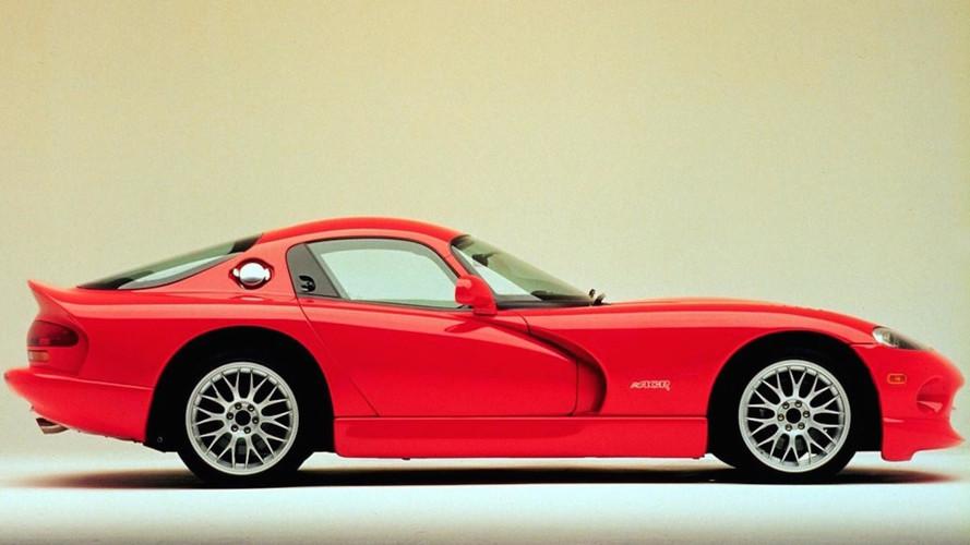 Second-Generation Dodge Viper (1996-2002)