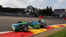 Mick Schumacher Benetton F1-4