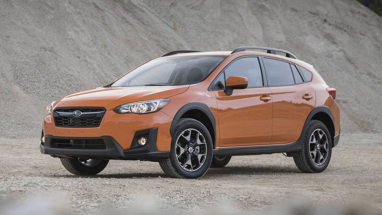 2018 Subaru Crosstrek: Review