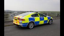 Jaguar XF per la polizia stradale inglese