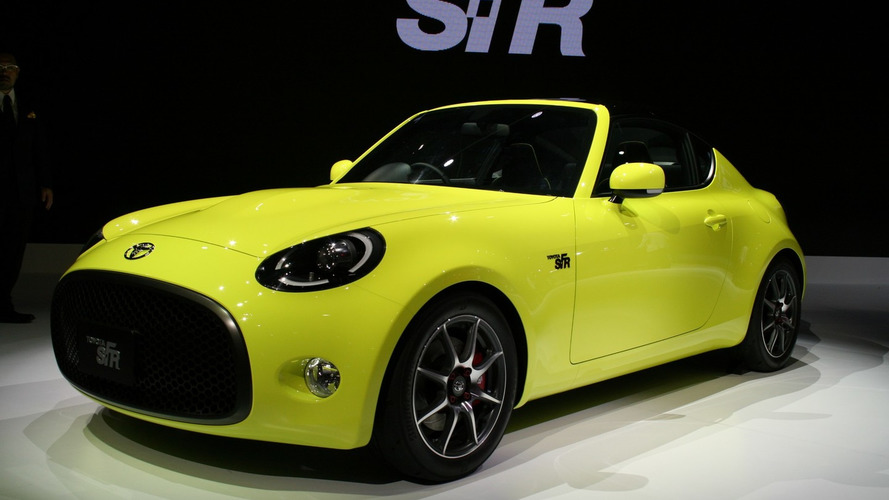 Toyota hints S-FR will get 1.2-liter turbo engine with 115 PS