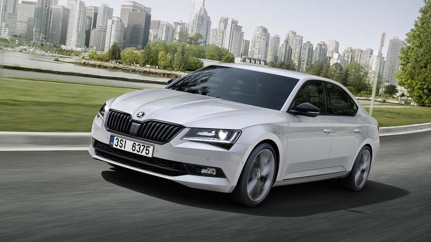 La Škoda Superb fête ses 15 ans et 900'000 exemplaires !
