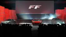 Ferrari Four Concept web unveiling - 24.2.2011
