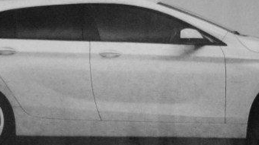 Alleged BMW 1-Series GT image surfaces - based on next 1er