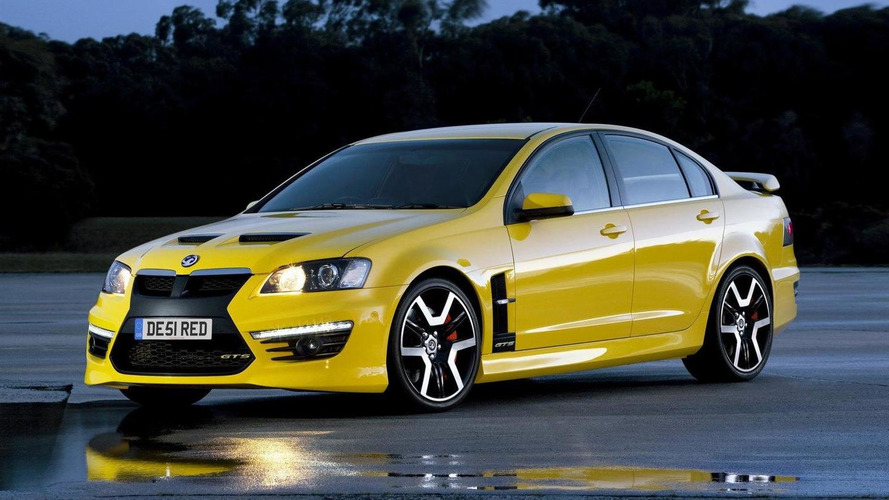 New Vauxhall VXR8 hits the UK