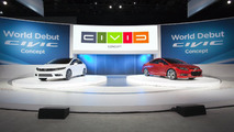 2012 Honda Civic Si Coupe and Civic Sedan Concepts live in Detroit 10.01.0211