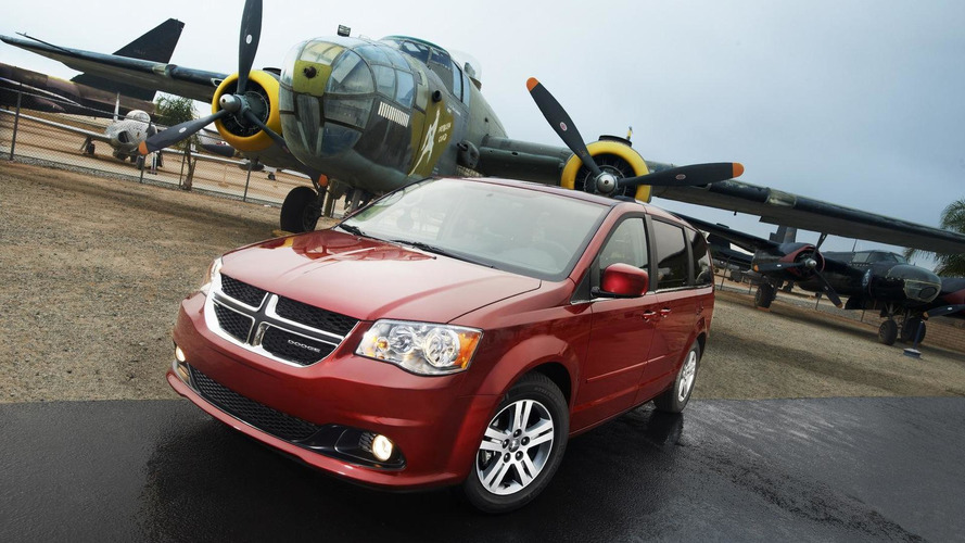 Fiat Chrysler recalling 297000 vehicles for inadvertent air bag deployments