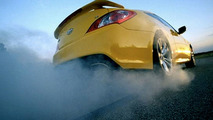 Hyundai Genesis Coupe Commerical to Air During Super Bowl