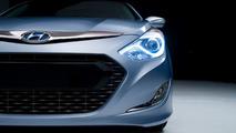 2011 Hyundai Sonata Hybrid Teaser Image - 1280 - 29.03.2010