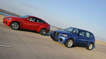 BMW X6 M & BMW X5 M