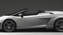 Lamborghini Gallardo LP 570-4 Spyder Performante erken ortaya çıktı