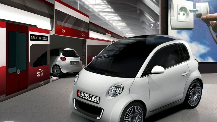 RINSPEED UC Electric Vehicle Concept Set for Debut in Geneva