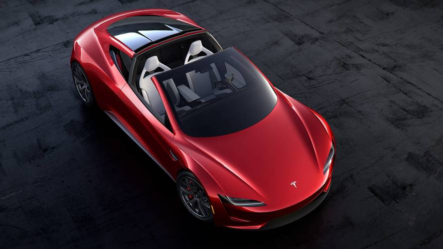Le prix du Tesla Roadster en France !
