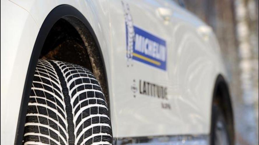 Le gomme invernali Michelin: tutti gli pneumatici da neve e per il freddo