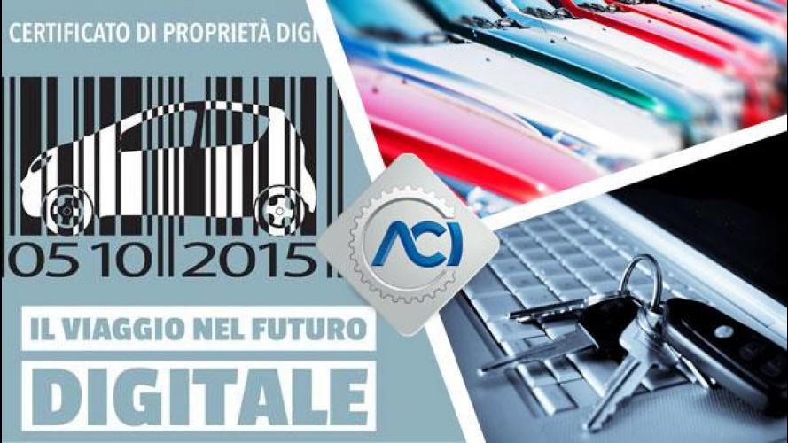Certificato di Proprietà digitale, cos'è e come funziona