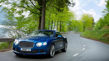 2013 Bentley Continental GT Speed 20.06.2012