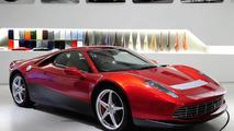 Ferrari SP12 EC 25.5.2012