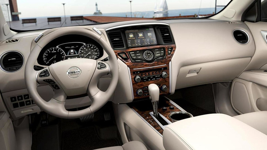 Nissan details the Pathfinder concept interior [video]