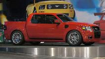 Ford Sport Trac Adrenalin at NYIAS