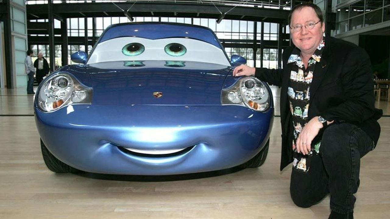 Sally Carrera in new Pixar animated movie