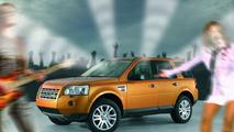 Land Rover Freelander II Dolby Surround Sound