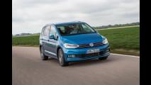 Nuova Volkswagen Touran, per grandi famiglie